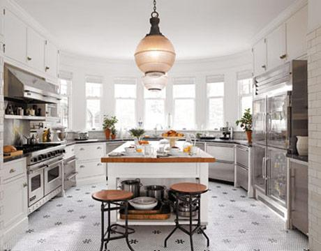 Written By Housebeautiful Com On 22 Apr 2011 Understated Electric The 2010 Kitchen Of The Year Design By Jeff Lewis