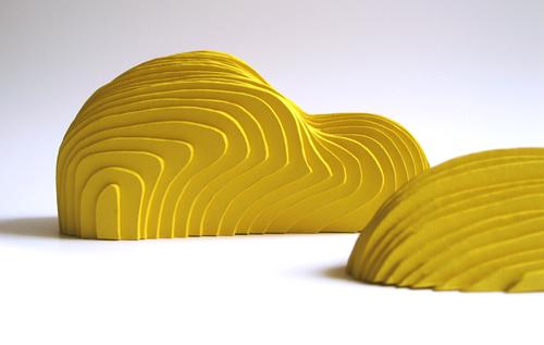 Paper Sculptures by Maud Vantours 29 Paper Sculptures by Maud Vantours